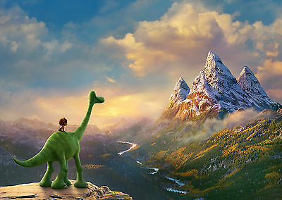The Good Dinosaur (2015) V7 - A1/A2 POSTER **BUY ANY 2 AND GET 1 FREE OFFER**