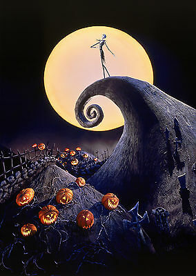 The Nightmare Before Christmas (1993) V3 - A1/A2 POSTER BUY ANY 2 AND GET 1 FREE