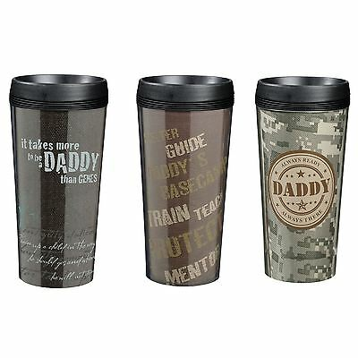 Daddy Travel Mug Cup Cosy's Great Baby Shower Gift