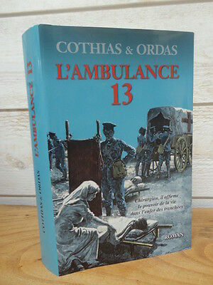 Cothias & Ordas L'ambulance 13  2011
