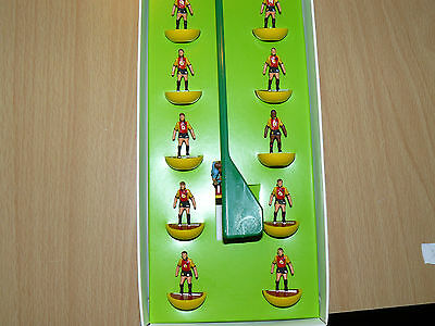 Partick Thistle 2016/17  Subbuteo Top Spin Team
