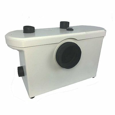 Macerator 3 way Sanitary Waste Pump for WC Toilet CE and GS/TUV Approved - For e