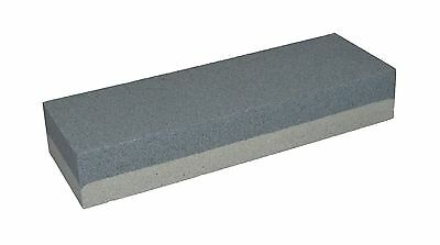 Combination Sharpening Stone with Two Grits - 6 Inch