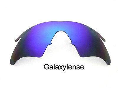 Galaxy Replacement Lenses For Oakley M Frame Heater Sunglasses Blue Polarized