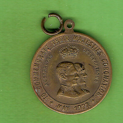 #d274.  Enfield  Municipal  Council 1937 George Vi Coronation  Medal
