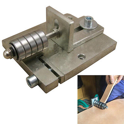 Professional Leather Strap Cutter Machine Steel Leather Strip Cutting Tool