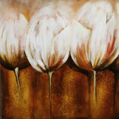 """Tulip"" Still Life Canvas"