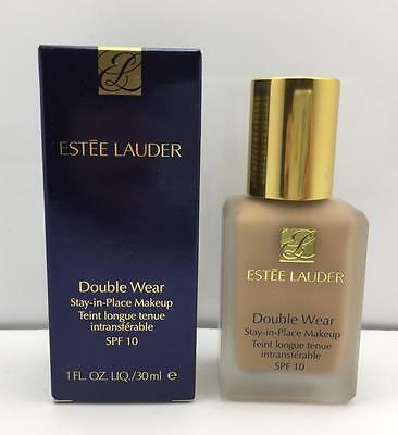 Estee Lauder Double Wear Make Up Stay In Place Spf 10 3C2 Pebble 30 Ml
