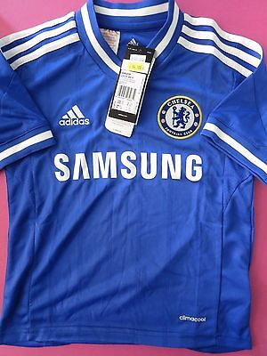 Bnwt Chelsea 2013-14 Home Football Soccer Shirt Jersey Youth Boys Sizes
