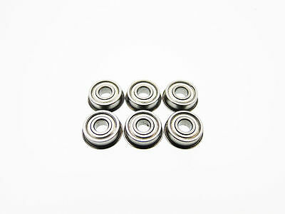 6 Bushings stainless steel 90 cm 8 mm cuscinettate
