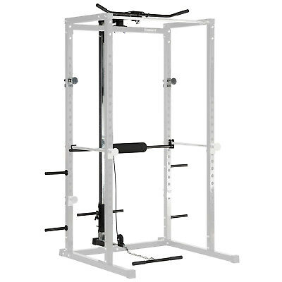 Mirafit Cable Upgrade Kit for 250kg Power Rack/Squat Cage Lat Pull Down/Row/Curl