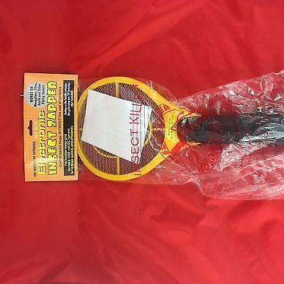 New Electronic Yellow Insect Mosquito Zapper Killer 40122