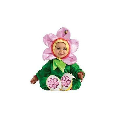 Rubie's Cuddly Jungle Pink Pansy Romper Costume 12-18-Months