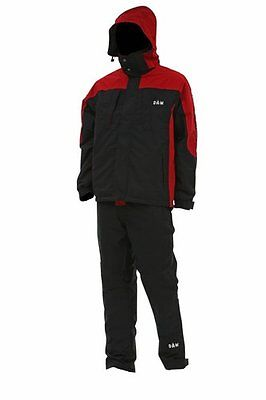 DAM STEELPOWER ROUGE THERMIQUE SUIT Hiver Thermoanzug En 2 parties