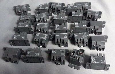 Omron G8P-1A2T-F 12VDC Relay New Lot of 25