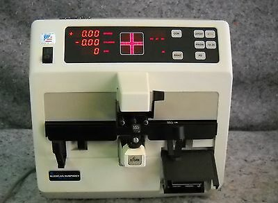 Humphrey 330 Lens Analyzer