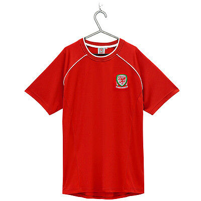 Official Wales Football adults t-shirt
