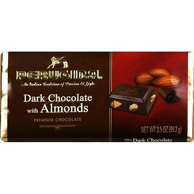 Choc Bar Clsc Drk Almond -Pack of 12 • AUD 78.20