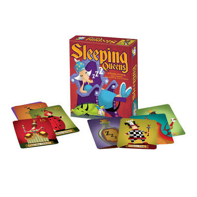 Sleeping Queens Card Game NEW
