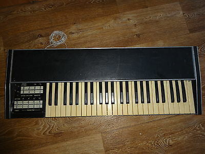 Vintage Soviet Analog Synthesizer / Home Organ Lel 22 Synth FAULTY