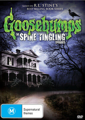 Goosebumps - The Spine Tingling Episodes DVD R4 Brand New!
