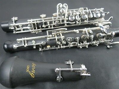 Advanced SONG brand  C key semiautomatic composite wood oboe #9882