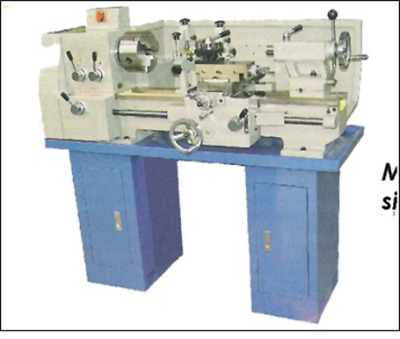 Metal Lathe (Stand Not Included) Part No = Labavvb25