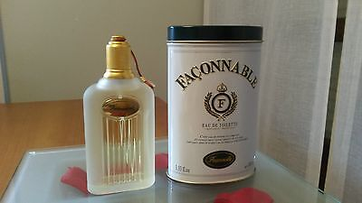 VINTAGE FACONNABLE HOMME CLASSIC EDT 100 ml SPRAY.