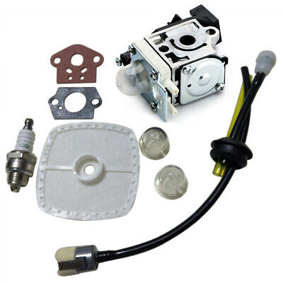 Carburetor For Zama RB-K93 Echo SRM-225 GT-225 PAS-225 Air Filter Fuel Line New