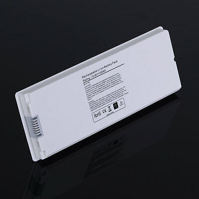 A1185 Replacement Battery for Apple Macbook 13 Inch 13'' A1181 MA561 59W White