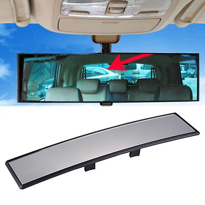 Large Vision Car Glare Mirror Anti Glare Wide Angle Parkassist Rearview Mirror