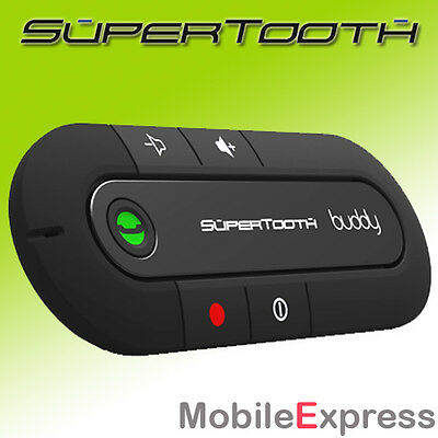 Supertooth Buddy A2DP HandsFree Car Kit suits Mobile Phone Bluetooth Hands Free