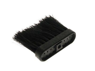 New Manor Oblong Replacement Spare Hearth Brush Head Refill for Companion Sets