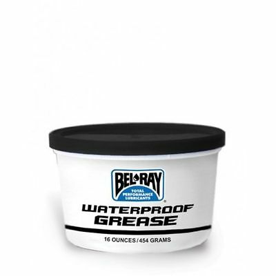 Bel Ray Waterproof Grease 16 OZ Tub - All Purpose Water Proof Grease