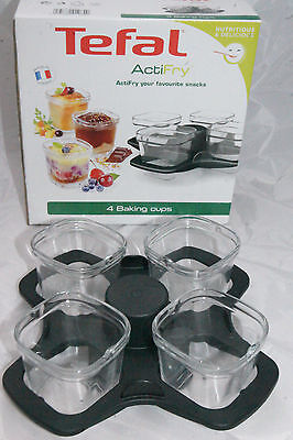 Actifry Baking Cups for use with Actifry 2in1 YV96