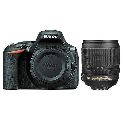 Nikon D5500 Digital SLR Camera + AF-S DX NIKKOR 18-105mm f/3.5-5.6G ED VR Lens
