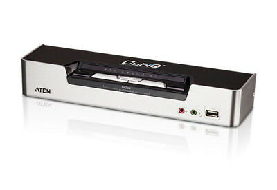Aten CS1642A Dual View DVI USB-KVM-Switch mit 2 Ports