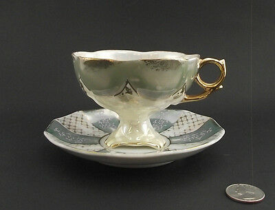 Ford China Japan A-906 Antique Cabinet Tea Cup And Saucer