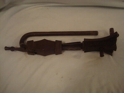 18Th Century Gate Or Door Lock, Working Condition