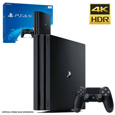 PS4 Pro 1TB Console Brand NEW Australian Delivered
