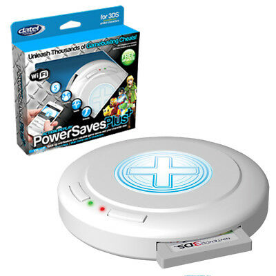Nintendo 3DS Action Replay Powersaves Plus NEW
