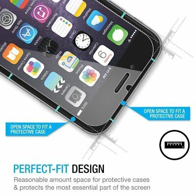 "Premium Tempered Glass Screen Protector for iPhone 7 (4.7"")"