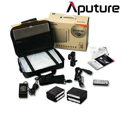 Aputure Amaran HR672W LED Single Light Kit Photography Video Lighting
