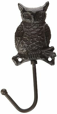 Abbott Collection Home Owl Single Wall Hook