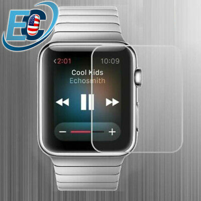 2.5D Tempered Glass Screen Protector Guard Film for Apple Watch SERIES 3 38/42MM