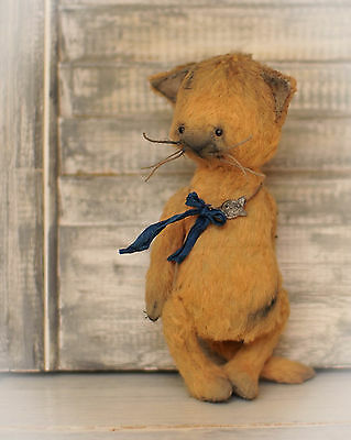 Sewing Kit For 5,5 Inch Vintage Style Cat