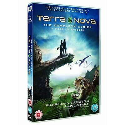 Terra Nova - The Complete Series 1 DVD - Brand new!