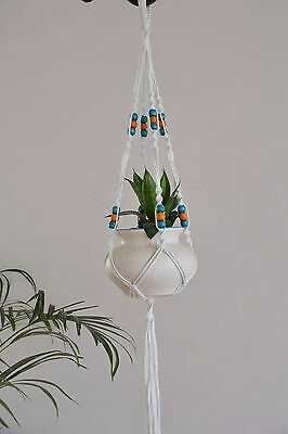 handmade Macrame plant hanger plant holder 24 inches