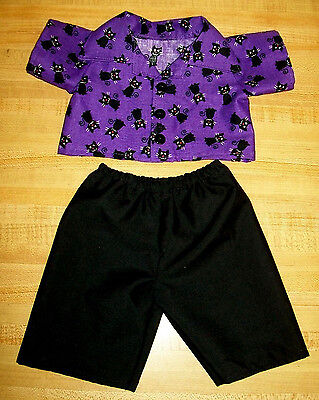 """LONG SLEEVE PURPLE+SILVER+LILAC HEART T TEE SHIRT for 16/"""" CPK Cabbage Patch Kids"""