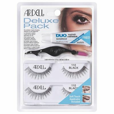 Ardell Deluxe Pack Lash 110 Black